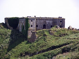 Palmerston Forts, Milford Haven - St Catherine's Fort, Tenby