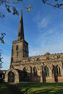 St Edward King & Martyr, Castle Donington.JPG