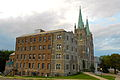 St Gabes and Convent Hazelton LuzCo PA.JPG