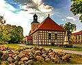St John Baptist church in Pisz - September 2019.jpg