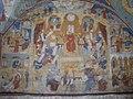 St John the Baptist church frescoes.JPG