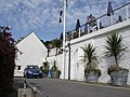 St Mawes - front entrance to the Hotel Tresanton - geograph.org.uk - 1475630.jpg