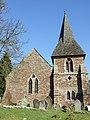 St Peter's Church Stoke Bliss - geograph.org.uk - 1736445.jpg