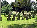St Remigius, Roydon, Norfolk - Churchyard - geograph.org.uk - 849698.jpg