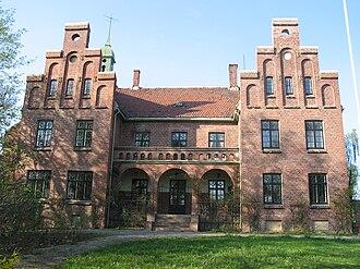 Stabekk - Image: Stabekk castle