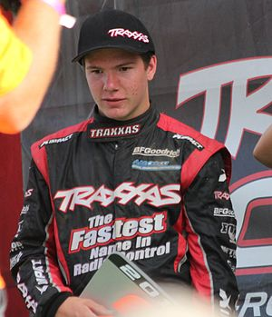 Lucas Oil Off Road Racing Series - Sheldon Creed