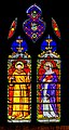Stained-glass windows of the St Gerald abbey church of Aurillac 18.jpg