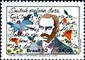 Stamp of Brazil - 1982 - Colnect 261438 - Books day - Bastos Tigre.jpeg