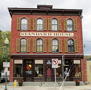 Standard House United States historic place