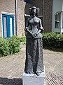 Standbeeld Emilia van Nassau, Wijchen (Gld, NL).JPG