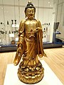 Standing Buddha, Linyou, Shanxi Province, China, Ming Dynasty, 16th-17th century - Royal Ontario Museum - DSC09812.JPG