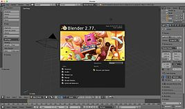 Blender 3d официальный сайт - фото 7
