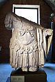 Statua loricata frammentaria, dal foro di traiano, 112 dc ca. 01.JPG