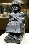 Statue Gudea Met 59.2
