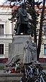 Statue of Szacsvay - Oradea.JPG