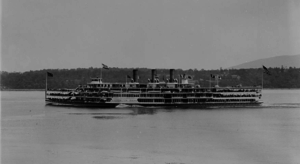 PS Washington Irving - Image: Steamer Washington Irving