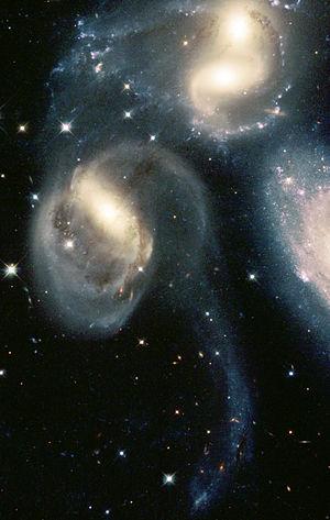 Stephan's Quintet - Image: Stephans Quintet 3