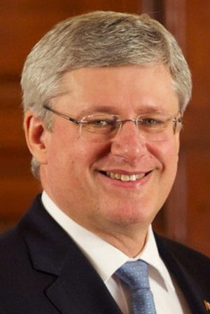 Canadian federal election, 2015 - Image: Stephen Harper 2014 (cropped)