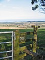 Stile at Damerham Knoll Damerham Hampshire - geograph.org.uk - 117834.jpg