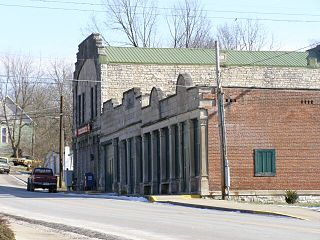 Stinesville, Indiana Town in Indiana, United States