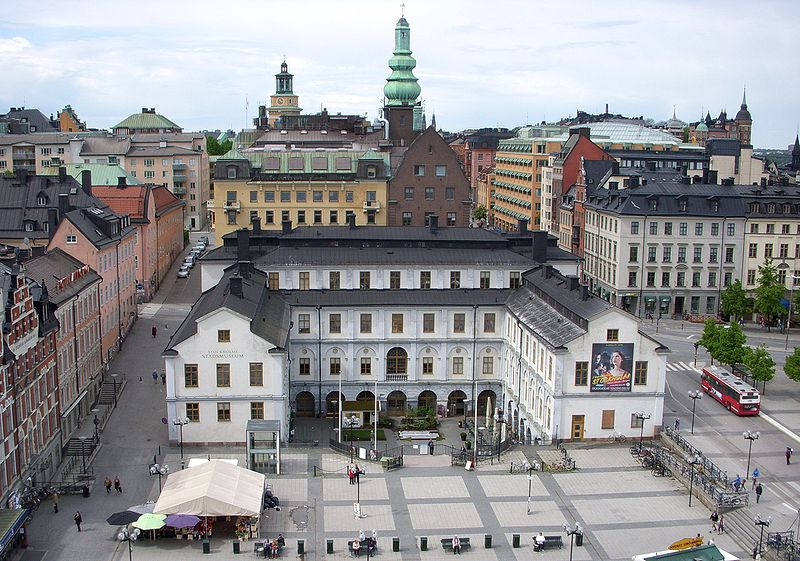 Stockholm City Museum, Stockholm, Swedia.