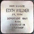 Stolperstein Edith Willner.jpg