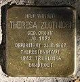 Stolperstein Fehrbelliner Str 3 (Prenz) Theresa Zlotnicki.jpg