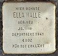 Stolperstein für Ella Halle (Köln).jpg