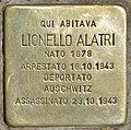 Stolperstein für Lionello Altari (Rom).jpg