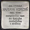 Stolperstein für Mariana Kopecka.jpg