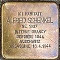 Stolpersteine Alfred Schenkel 6 rue de Barr Strasbourg.jpg