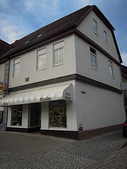 Lange Straße in Bückeburg