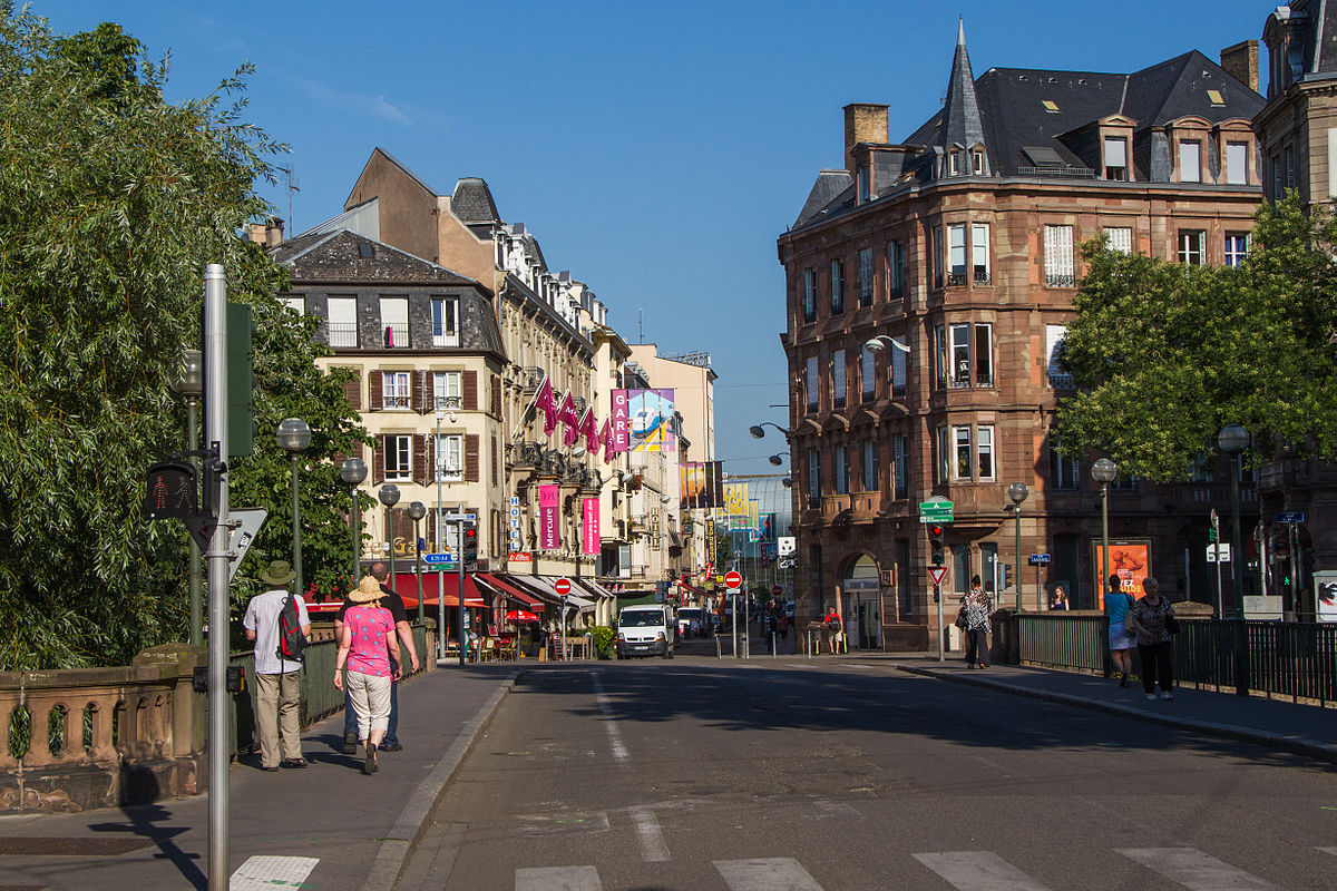 quartier de la gare strasbourg wikip dia. Black Bedroom Furniture Sets. Home Design Ideas