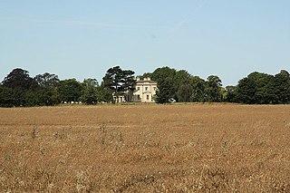 Stubton village in Lincolnshire