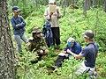 Students of kspa on nature 2010 year.jpeg
