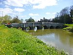 Sturminster Newton, Town Bridge.JPG