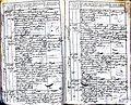Subačiaus RKB 1827-1830 krikšto metrikų knyga 020.jpg