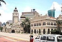 Sultan Abdul Samad Building, Merdeka Square, Kuala Lumpur.jpg