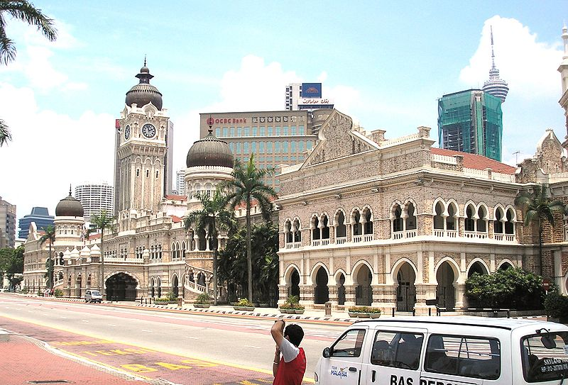 File:Sultan Abdul Samad Building, Merdeka Square, Kuala Lumpur.jpg