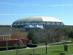 The USF Sun Dome