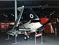 Supermarine Seafire FR.17 Supermarine Seafire FR.17 SX137 Fleet Air Air Museum Yeovilton 1984 (17148203905).jpg