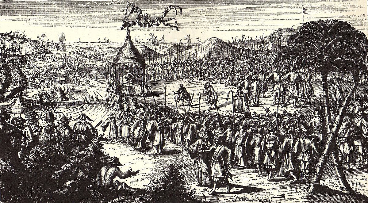 Sino Dutch Conflicts Wikipedia