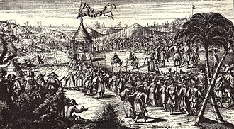 Siege of Fort Zeelandia - The surrender of Fort Zeelandia
