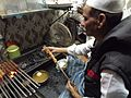 Suta Kebab Being Made - Colootola V.jpg
