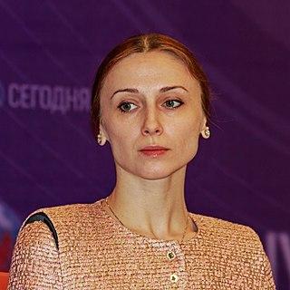 Svetlana Zakharova (dancer)