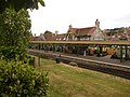 Swanage, railway station buildings - geograph.org.uk - 1365404.jpg