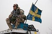 Svensk trupp i Afghanistan