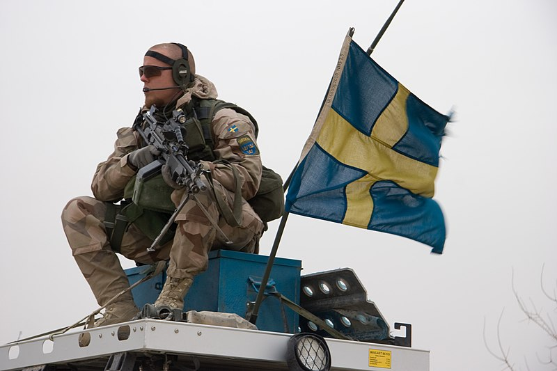 Fil:Swedish forces in Afghanistan.jpg