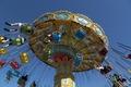 Swing ride in Santa Cruz, the county seat and largest city of Santa Cruz County, California LCCN2013630665.tif