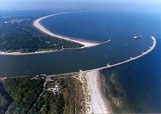 Świna - Świna and the Baltic Sea